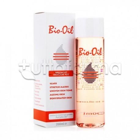 Bio-Oil Olio Dermatologico Cicatrici 200 Ml