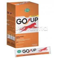 Go Up Integratore Alimentare AntiStanchezza 16 Pocket Drink