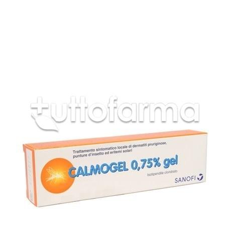 Foille Antistaminico Gel per Punture di Insetti e Prurito 30 gr 0,75%