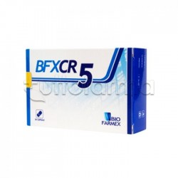 Biofarmex BFX CR5 Medicinale Omeopatico 30 Capsule