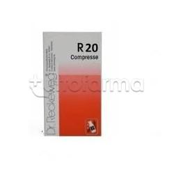 Dr. Reckeweg R20 Compresse Orosolubili Omeopatiche 100 Compresse