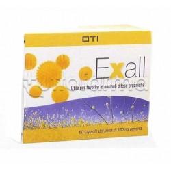 OTI Exall Integratore Alimentare Sistema Immunitario 60 Capsule