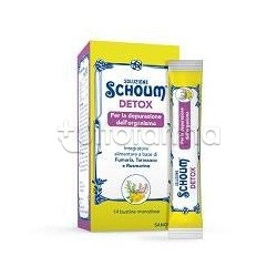 Sanofi Soluzione Schoum Detox Depurativo 14 Bustine Monodose