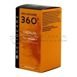 Heliocare 360 Oral Integratore per Abbronzatura 30 Capsule