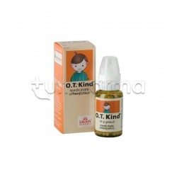 Homeokind O.T. Kind Medicinale Omeopatico Globuli 10g
