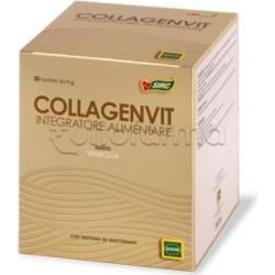 Sofar Collagenvit Integratore Alimentare Gusto Vaniglia 30 Buste