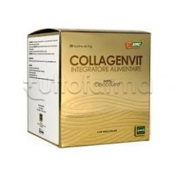 Sofar Collagenvit Integratore Alimentare Gusto Cioccolato 30 Buste