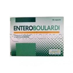 EnteroBoulardi Integratore Alimentare per Flora Batterica 20 Capsule