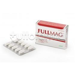 Fullmag Integratore Alimentare di Magnesio Biodisponibile 20 Compresse