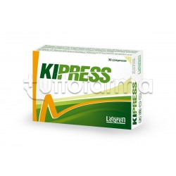 Kipress Integratore Alimentare per Problemi Circolatori 30 Compresse