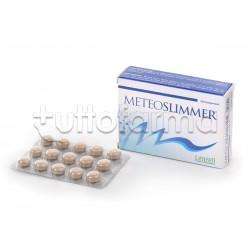MeteoSlimmer Integratore Alimentare per Gonfiore Addominale 30 Compresse
