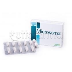 Microsoma Integratore Alimentare per Fegato 30 Capsule
