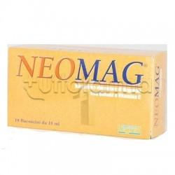 NeoMag Integratore Alimentare di Magnesio e Vit C 10 Flaconcini