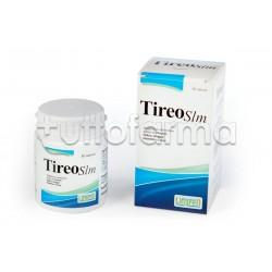 Tireo SLM Integratore Alimentare per Disfunzione Tiroidea 60 Capsule