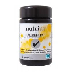 Nutriva Allergilen Integratore Alimentare Immunostimolante 30 Compresse