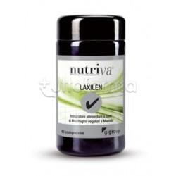 Nutriva Laxilen Integratore Alimentare per Intestino 60 Compresse