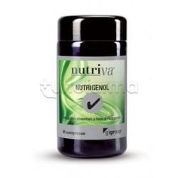 Nutriva Nutrigenol Integratore Alimentare Antiossidante 30 Compresse