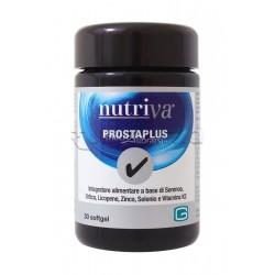 Nutriva Prostaplus Integratore Alimentare per Prostata 30 Compresse
