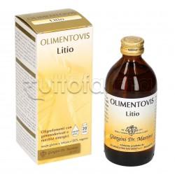 Dr. GIorgini Litio Olimentovis Integratore Alimentare 200ml