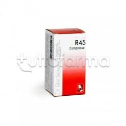 Dr. Reckeweg R45 Compresse Orosolubili Omeopatiche 100 Compresse