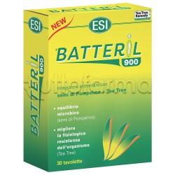 Esi Batteril 900 Integratore Alimentare per Difese Immunitarie 30 Tavolette