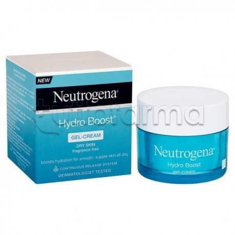 Neutrogena Hydro Boost Crema-Gel Idratante 50ml