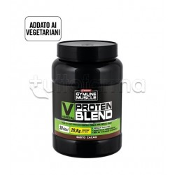 Enervit GymLine Muscle Proteine Miste Vegetali 900g Gusto Cacao
