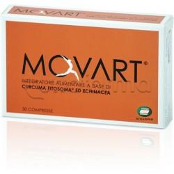 Movart Integratore con Curcuma per Articolazioni 30 Compresse