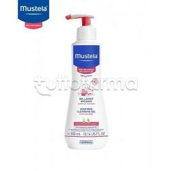Mustela Gel Detergente Lenitivo per Pelle Atopica 300ml