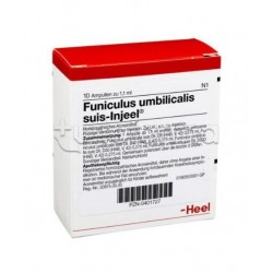 Funiculus Umbilicalis Suis Heel Guna 10 Fiale Omeopatiche