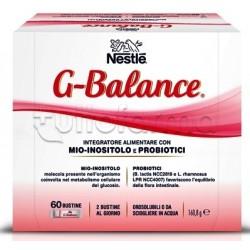 Nestle G-Balance Integratore per Diabete in Gravidanza 60 Bustine