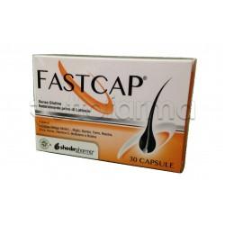 Fastcap Integratore Anticaduta per Capelli 30 Capsule