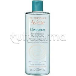 Avene Cleanance Acqua Detergente Purificante 400 ml