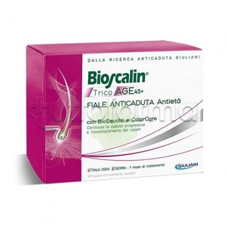 Bioscalin Tricoage Siero Concentrato con BioEquolo 40 ml