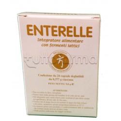 Enterelle Bromatech Confezione Doppia 24 Capsule