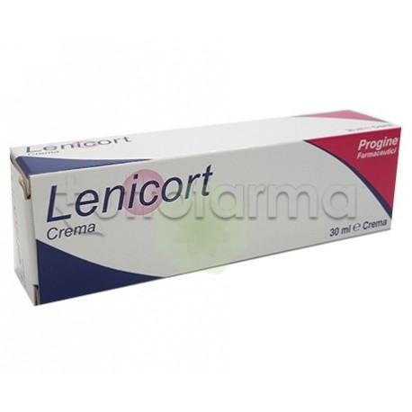 Lenicort crema contro rossore e prurito 30gr - Prurito diffuso a letto ...