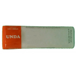 UNDA Sulfur 200K Monodose Globuli Omeopatici