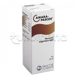 Named Amara - Pascoe 50ml Gocce