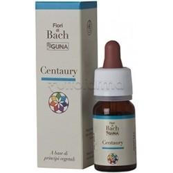 Guna Centaury Fiori Di Bach Gocce Orali per Fiducia 10 ml