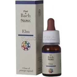 Guna Elm Fiori Di Bach Gocce Orali Contro Paure 10 ml