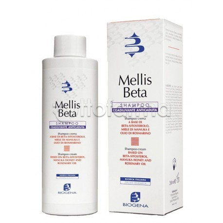 Mellis Beta Shampoo 200ml