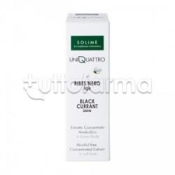 UniQuattro Ribes Nero Estratto Concentrato Analcolico 50ml