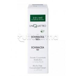 UniQuattro Echinacea Radice Estratto Concentrato Analcolico 50ml