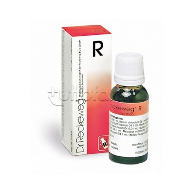 Dr. Reckeweg R19 Gocce Orali Omeopatiche 22ml