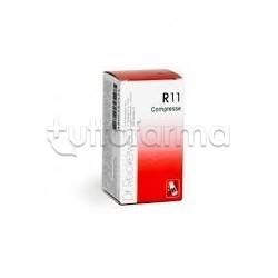 Dr. Reckeweg R11 Compresse Orosolubili Omeopatiche 100 Compresse