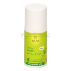 Weleda Deo Roll On Limone 50ml