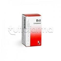Dr. Reckeweg R41 Compresse Orosolubili Omeopatiche 100 Compresse