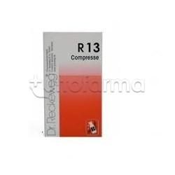 Dr. Reckeweg R13 Compresse Orosolubili Omeopatiche 100 Compresse