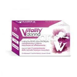 Vitality Donna Ricostituente Energizzante per Donna 12 Stick pack