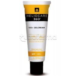 Heliocare 360 Gel Crema Protezione Solare 100+ 50ml
